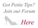 Petite Fashion Forums